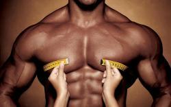 Body muscles torso Wallpaper in 1680x1050 Widescreen
