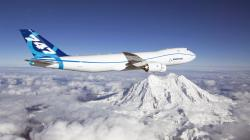 Boeing Over the Clouds HD Wallpaper