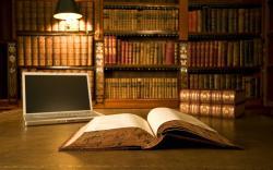 ... Books Wallpaper ...