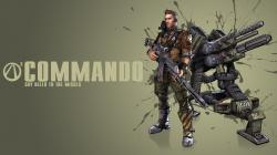 Borderlands 2 Commando