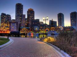 South Boston Waterfront Wallpaper – 1024 x 768 pixels – 488 kB