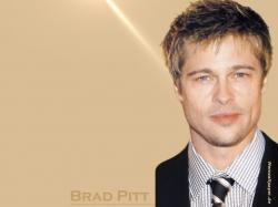 Brad Pitt Hd Background Wallpaper 18 Thumb