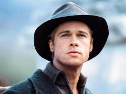 Brad Pitt Hd Background Wallpaper 24