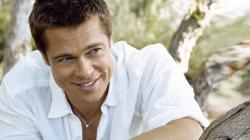 Brad Pitt Hd Background Wallpaper 27