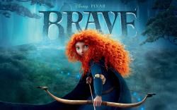Brave's Merida is gutsy, gritty, and unkempt--and she's a realistic and