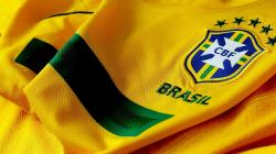 Brazil National Team Jersey