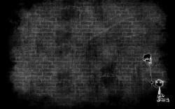Wallpapers for Gt Grey Brick Wall Wallpaper