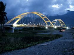 Teluk Palu Bridge, Sulawesi
