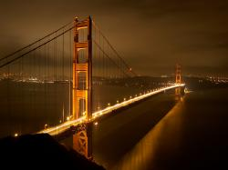 Bridge In San Francisco