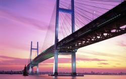 ... Bridge Wallpaper ...