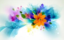 ... Bright Flowers ...