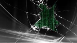 Broken Glass Wallpaper 3210