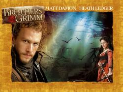 Heath Ledger The Brothers Grimm