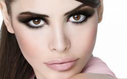 Stunning Brown Eyes