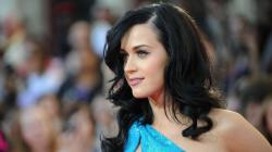 Preview wallpaper katy perry, dress, hair, make-up, look 1366x768