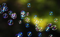 Colorful Air Bubble