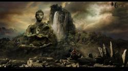 Buddha hd Wallpaper
