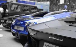 Bugatti aventador g55