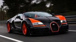 Bugatti Veyron- Photo#03