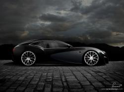 ... wallpaper of Bugatti ...