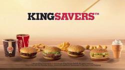 Burger King® King Savers™ Cheeseburger (20s) - Duration: 21 seconds.