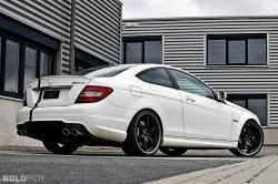 2012 Wheelsandmore Mercedes-Benz C63 AMG Coupe 2000 x 1333