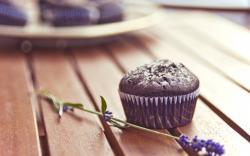 Cake Flower Lavender