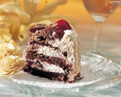 Chocolate Cake Wallpaper Hd Wallpapers