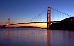 Golden gate bridge san francisco california HQ WALLPAPER - (#131189)