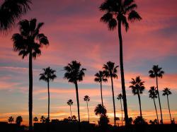 ... Long Beach, California Sunset | by nikkorsnapper