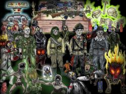 Call of Duty: Zombies Collage by The-Katherinator