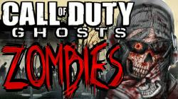"Call of Duty Ghosts: ""Zombies"" ""New Game Mode"""
