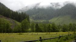 Calm Mountain Valley