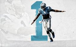 National Football All Sim League - Player Spotlight Cam Newton.11 10 2013
