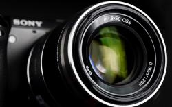 Camera Lens Technology Of Sony Hd Wallpaper Wallpapers Free