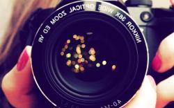 Camera Close-Up