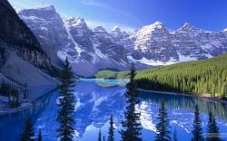 Alberta National Park Canada