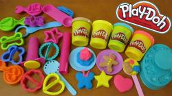 Play-Doh Candy Jar Sweet Shoppe Playset by Hasbro Toys!