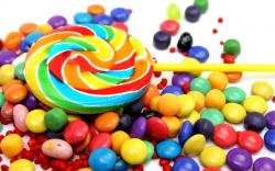 Candy Lollipop Wallpaper 14554