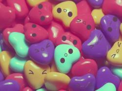 candy hearts cakes desktop 1024x768 hd wallpaper