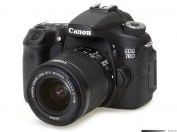 Review based on a production Canon EOS 70D