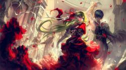 Cantarella anime Wallpaper in 1600x900 HD Resolutions