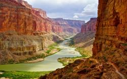 of the river, Grand Canyon ...