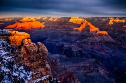 Mather Point, Grand Canyon, Arizona
