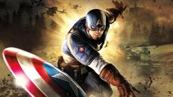HD Wallpaper | Background ID:211685. 1920x1080 Comics Captain America