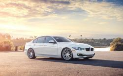 Car BMW 3 Series Sedan F30 328i