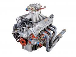 Car Engine Muscle Car Engine Diagrams