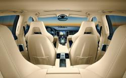 Car Interior Background