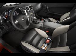 2006 Chevrolet Corvette Z06 Daytona 500 Pace Car - Interior - 1920x1440 Wallpaper