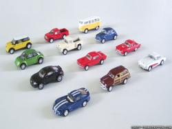 Wallpaper: Old types Car Toys